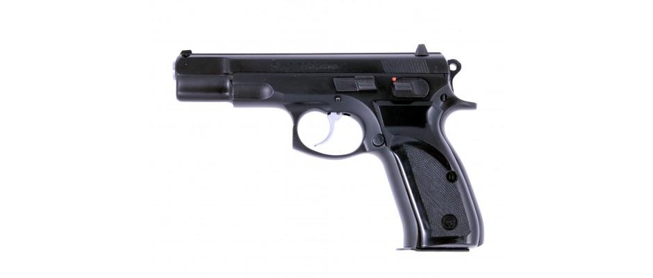 Pistole ČZ 75 9 mm Luger