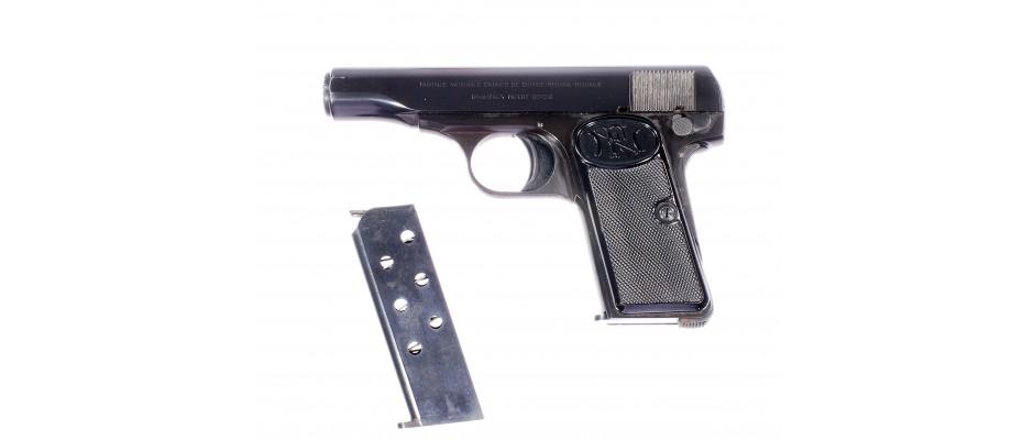 Pistole FN 1910 7,65 mm Br