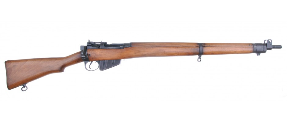 Puška opakovací ROF Fazakerley Lee-Enfield No.4 Mk.2 303 British