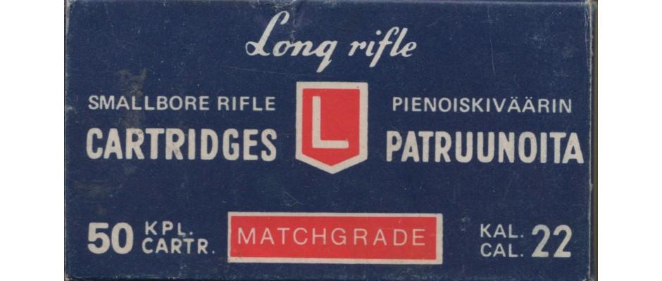 Střelivo Lapue MatchGrade sběratelské! 22 LR
