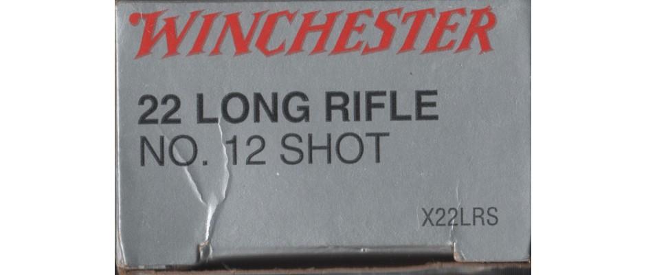 Střelivo Winchester Super X 22 LR brokový