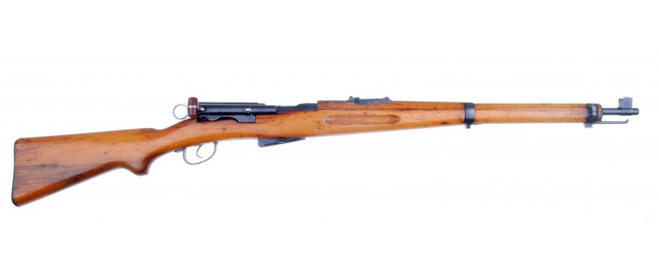 Puška opakovací Schmidt Rubin K11 7,5x55 Swiss