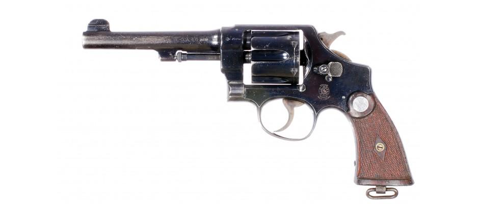 Revolver Smith&Wesson Model 1917 Brazílie 45 ACP/45 Auto Rim