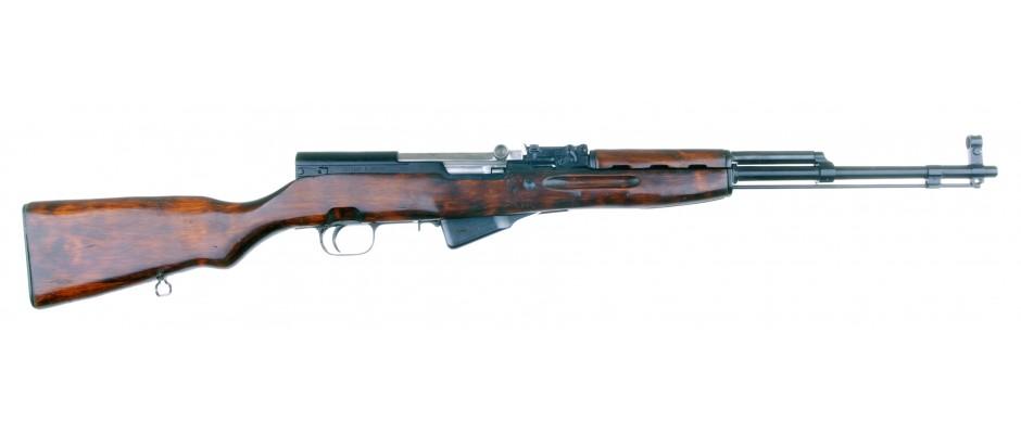Puška samonabíjecí Tula SKS 43 7,62x39