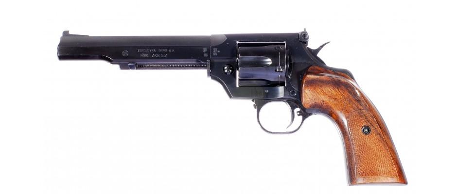 Revolver ZKR 551 22 LR