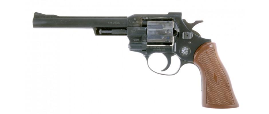 Revolver Arminius HW 2 .22 LR