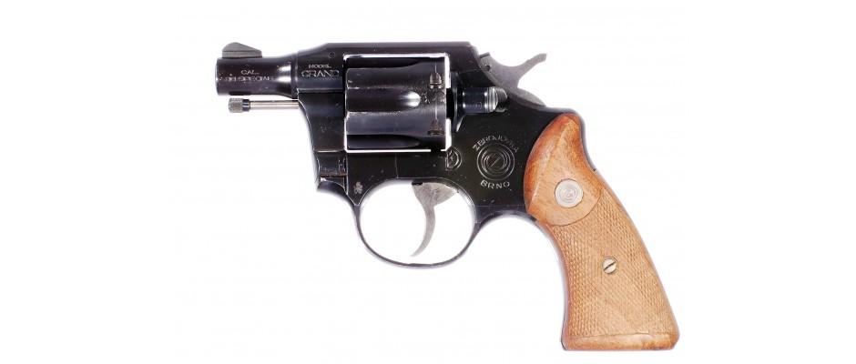 Revolver Grand ZKR 590 38 Special