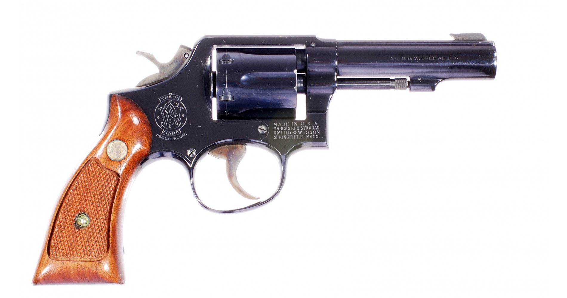 Revolver smith amp wesson model 10 6 38 special 2232 prodej