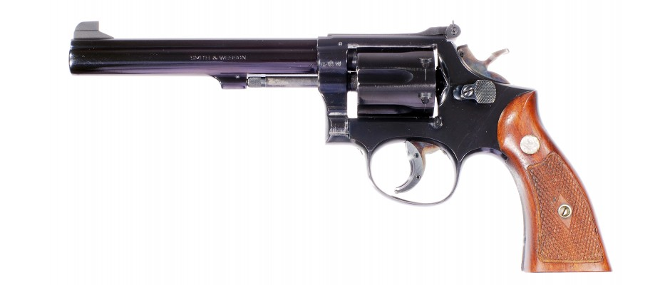 Revolver Smith&Wesson Model 14-1 38 Special