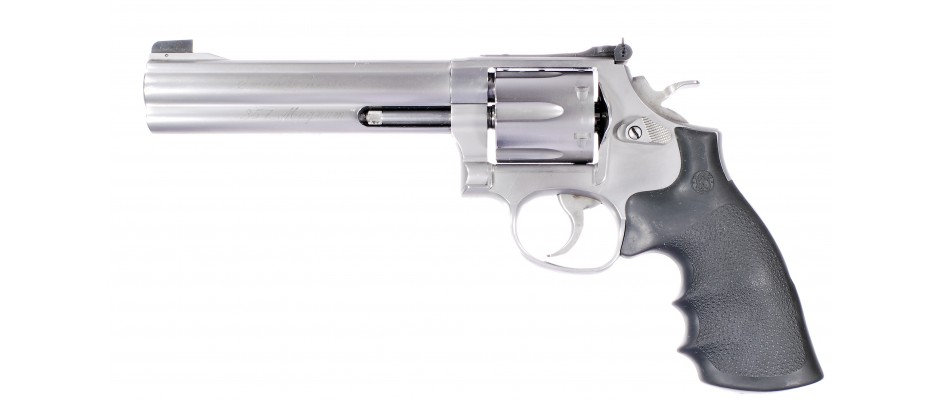 Revolver Smith&Wesson Model 686 Target Champion 357 Magnum