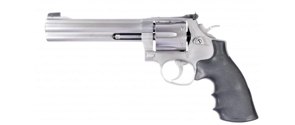 Revolver Smith&Wesson model 686 Target Champion 357 Magnum