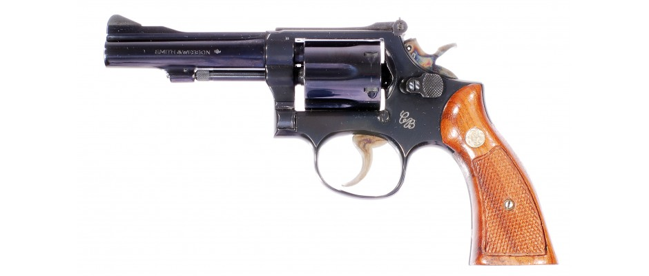 Revolver Smith&Wesson Model 15-4 38 Special