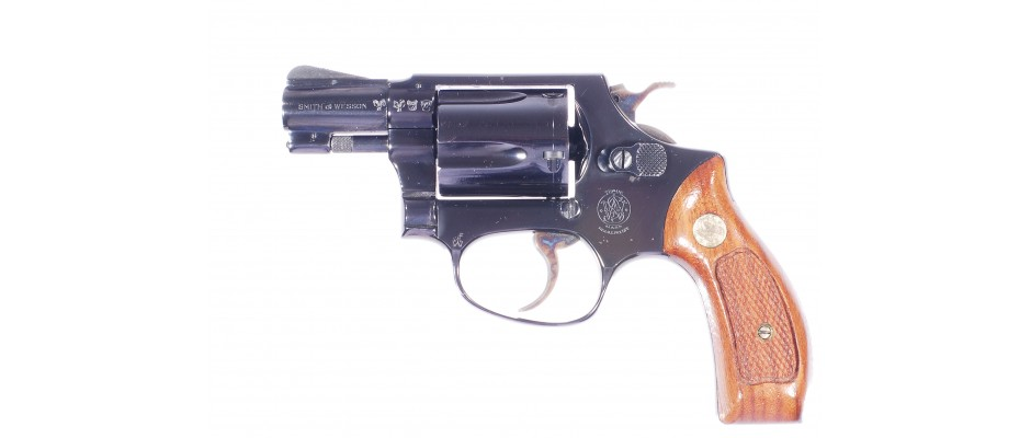 Revolver Smith Wesson Model 36 38 Special
