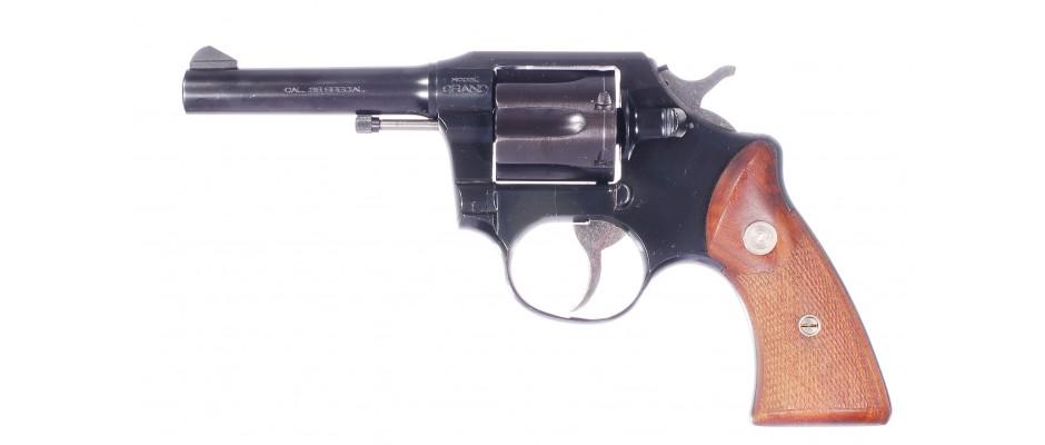 Revolver ZKR 590 Grand 38 Special