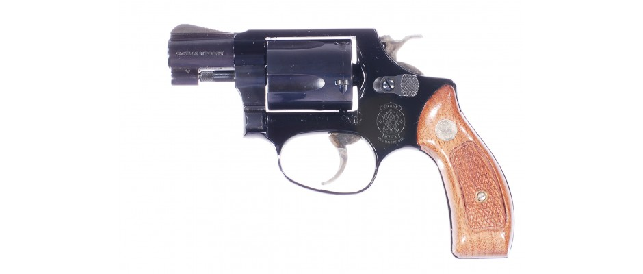 Revolver Smith&Wesson Model 37-1 38 Special