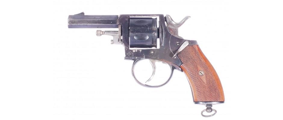 Revolver Bolte&Anschütz 320