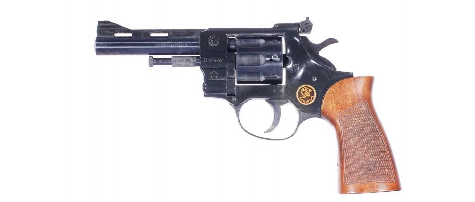 Revolver Arminius HW 4/4 Kat.D! 4 mm Flobert