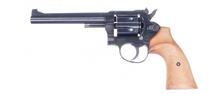 Revolver Reck Double Action R22 Kat.D! 4 mm M20
