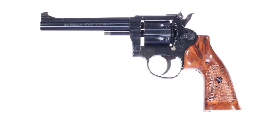 Revolver Reck Double Action R22 Kat.D! 4 mm M20