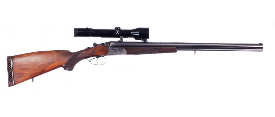 Troják Fortuna model 30 16/70 + 7 x 65 R + ( 22 Hornet)