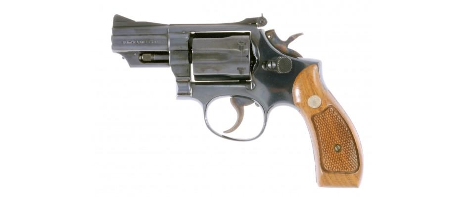 Revolver Smith&Wesson mod. 60 .38  SPL