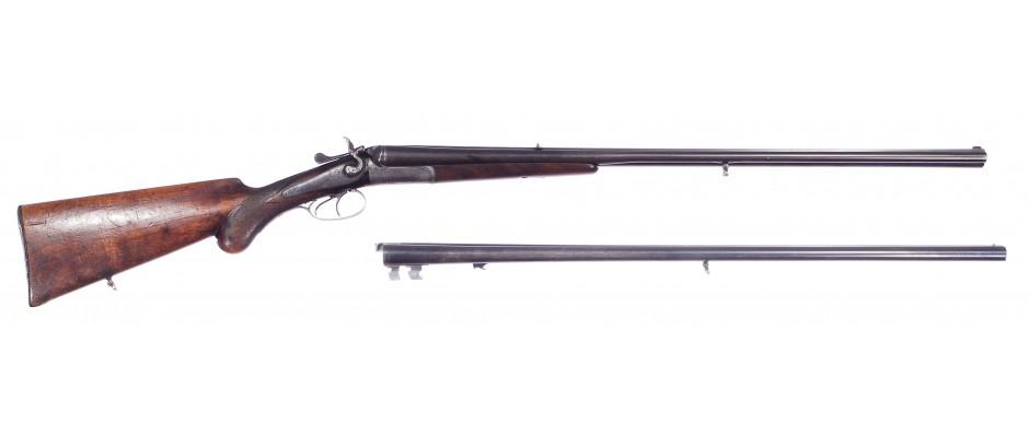 Obojetnice Husqvarna model 15 16/65 + 9,3 x 72 R, + vým. hlavně 16/65