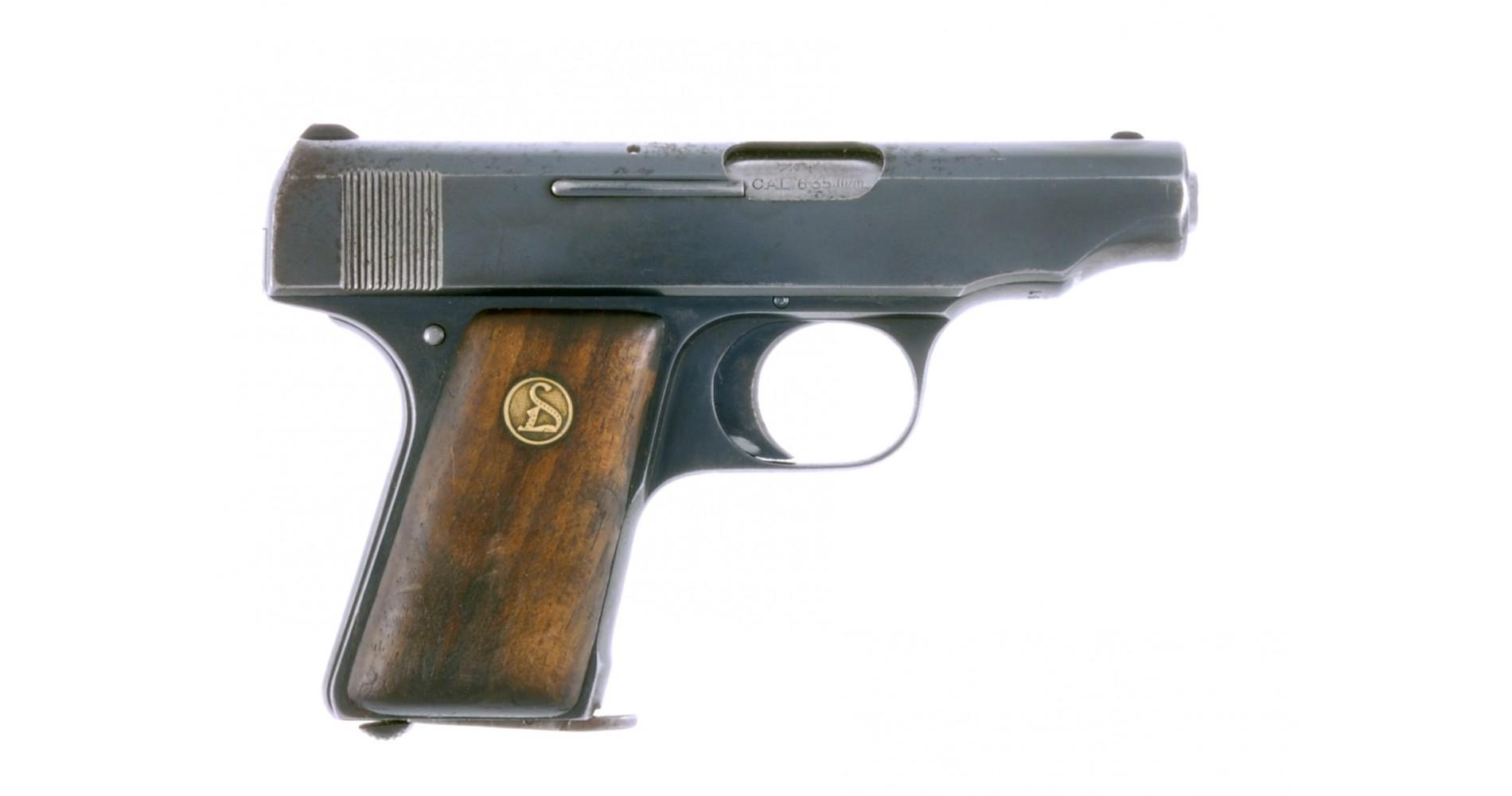 Pistole deutsche werke ortgies 6 35 mm br 318 prodej zbran 237