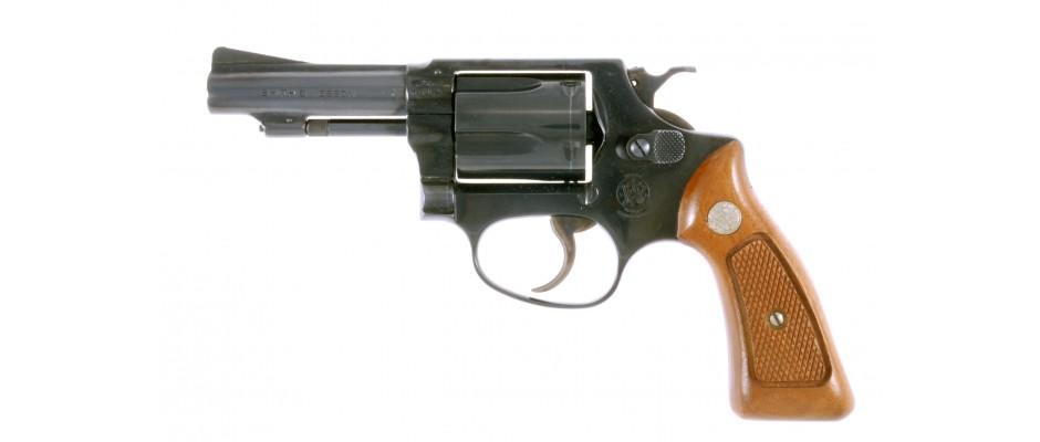 "Revolver Smith&Wesson mod. 36 3"" .38 Spec"