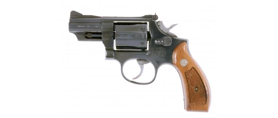 Revolver Smith&Wesson mod. 19-6 357 Magnum