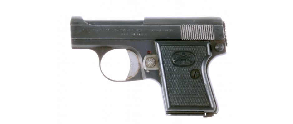 Pistole Bernardelli Baby 22 Short