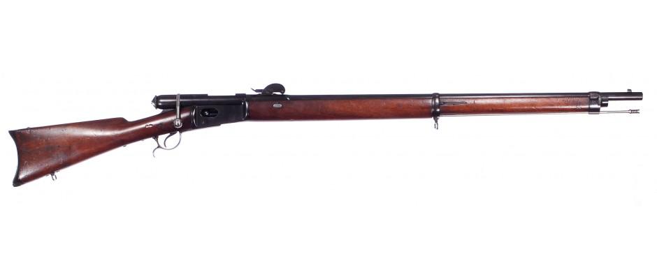 Puška opakovací Vetterli 1878/81 10,4x38 mm Zbraň kat. D!