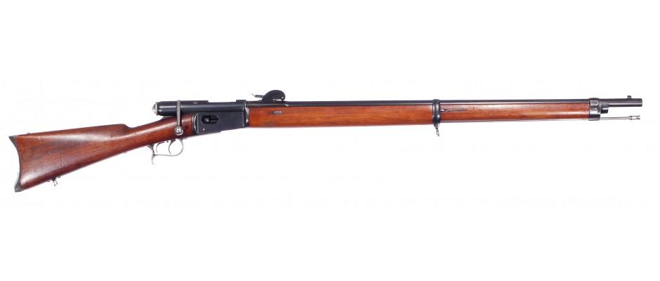 Puška opakovací Vetterli 1881 Stutzer 10,4x38 mm Zbraň kat. D!