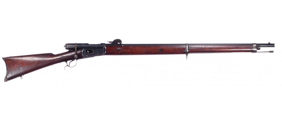 Puška opakovací Vetterli 1881 10,4x38 mm Zbraň kat. D!