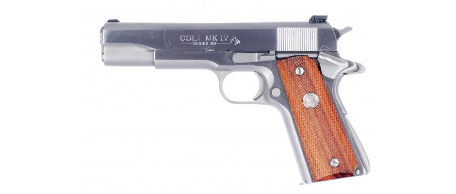 Pistole samonabíjecí Colt MK IV Series 80 45 ACP