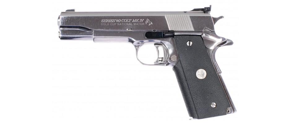 Pistole samonabíjecí Colt MK IV Series 80 Gold Cup 45 ACP
