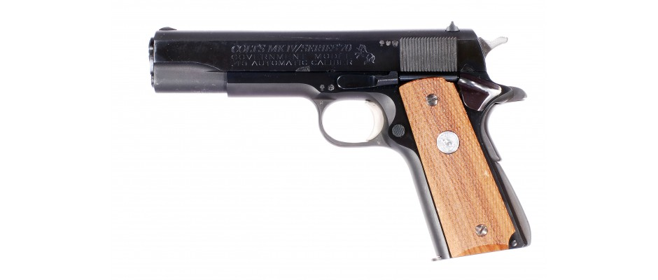 Pistole samonabíjecí Colt Government MK IV Series 70 45 ACP