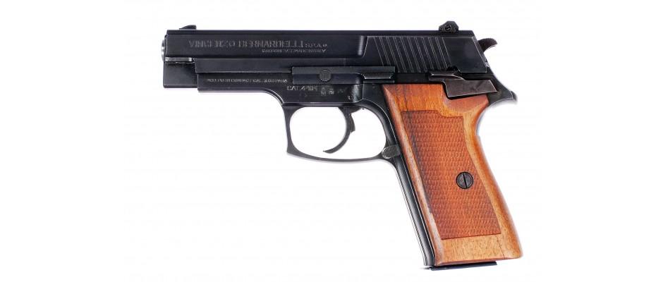 Pistole samonabíjecí Bernardelli model P018 Compact 7,65 Para
