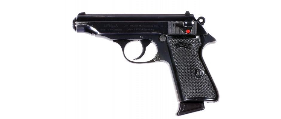 Pistole samonabíjecí Walther PP 9 mm Browning