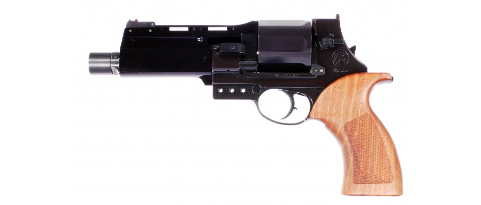 Revolver Mateba model 6 Unica 454 Casull