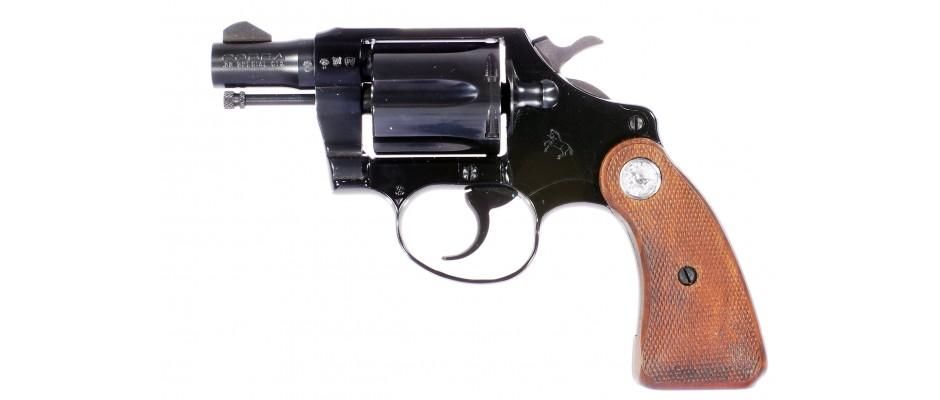 Revolver Colt Cobra 38 Special