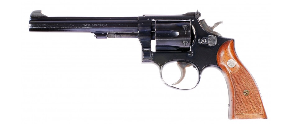 Revolver Smith&Wesson model 17-3 22 LR