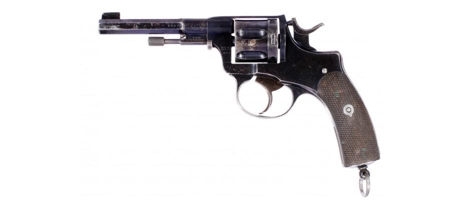 Revolver Brévete Nagant (kat. D) 7,5 mm Nagant