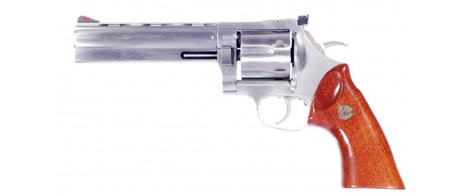 Revolver Dan Wesson model 744 VH 44 Magnum