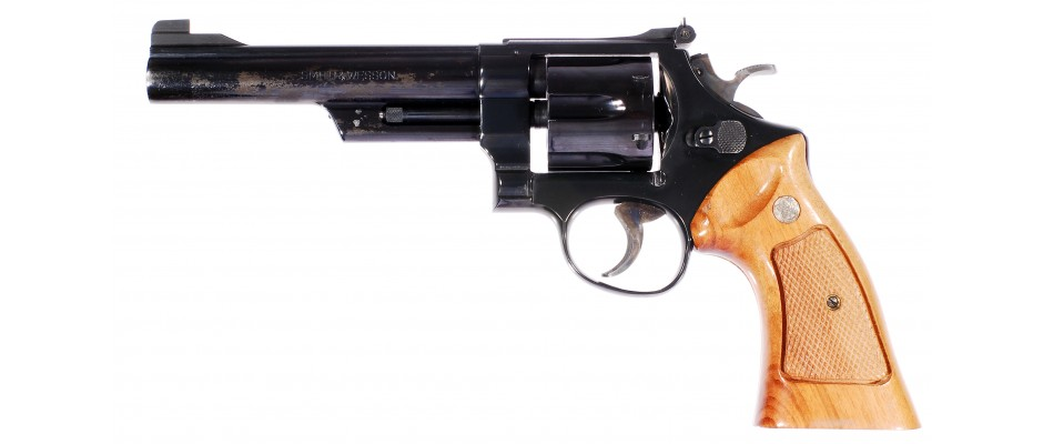 Revolver Smith&Wesson 25-2 45