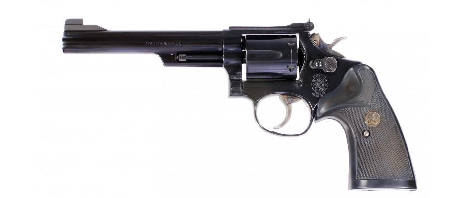 Revolver Smith&Wesson Model 19-6 357 Magnum