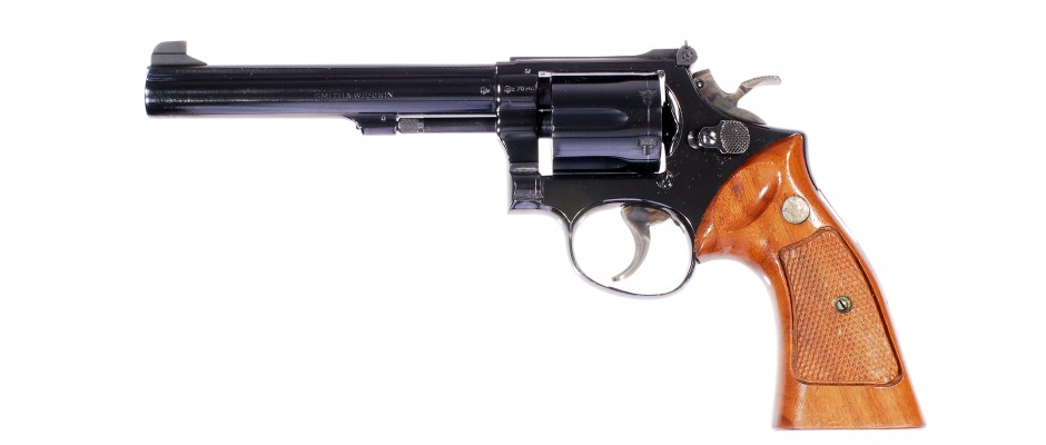 Revolver Smith&Wesson Model 14-3 38 Special