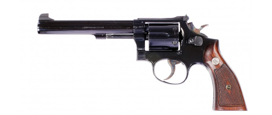 Revolver Smith&Wesson Model 14-2 38 Special