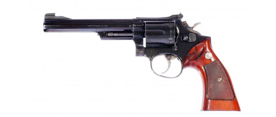 Revolver Smith&Wesson Model 19-3 357 Magnum