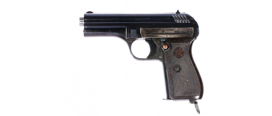 Pistole ČZ vz. 24 9 mm vz. 22